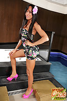 Stunning And Hung Tranny Ariadny Oliver
