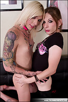 Chelsea Marie Having Fun With Jamie French