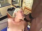 Black lovers for a white tranny