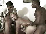 Hot threesome fucking with Twhore
