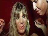 Skilful at sucking Tgirl is hot at threesome