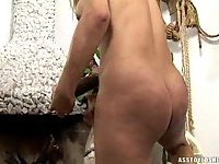Hot Alexia Firenze jerking