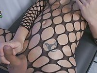 Solo Bianka Nascimento In Bodystocking
