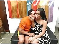 Juliana Nogueira loves to fuck