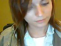 Webcam teen solo act