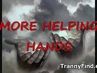 Tranny handjobs collection