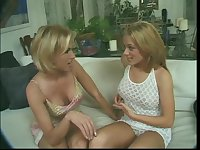 Titty lover girl for amazing blonde