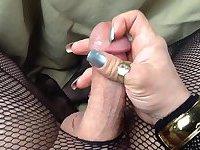 Cd Tina nails and nylons