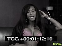 Pro ladybody guzzles jizz