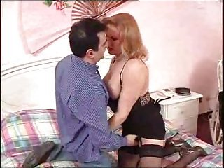Mature Tranny In Oral & Anal Sex
