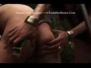 Fetish sex outdoors
