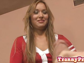 A secret of tranny Khloe Hart and Chad