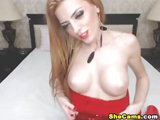 Awesome hot webcam solo