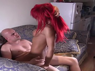 Drill this redhead bitch as you like