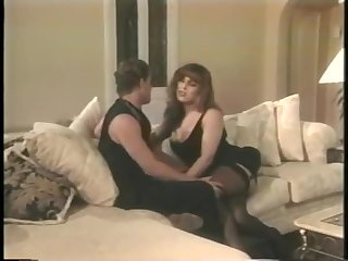 Hot sex with a retro tranny