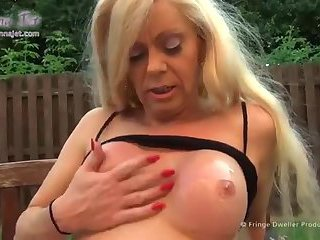 Anal fun outdoor