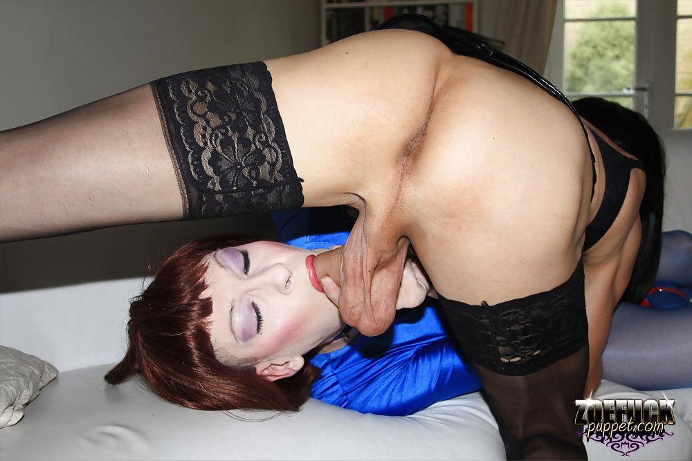 кроссдрессеры фото секс